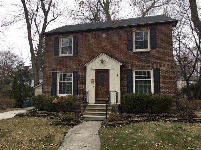 500 Mohawk Street, Dearborn, MI 48124 (MLS #218024745) :: The Toth Team