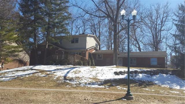 564 Bloomer Ridge Drive, Rochester, MI 48307 (#218024807) :: Duneske Real Estate Advisors