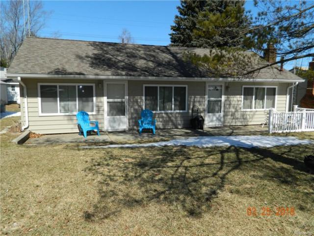6373 Shady Lane, Forester Twp, MI 48427 (MLS #218024945) :: The Toth Team