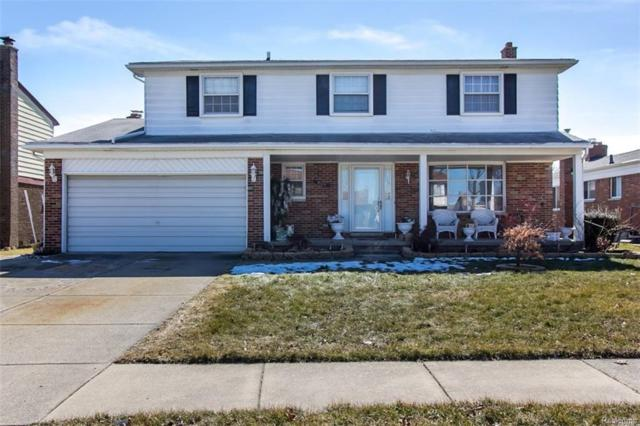 4178 Mahogany Drive, Sterling Heights, MI 48310 (MLS #218024981) :: The Toth Team