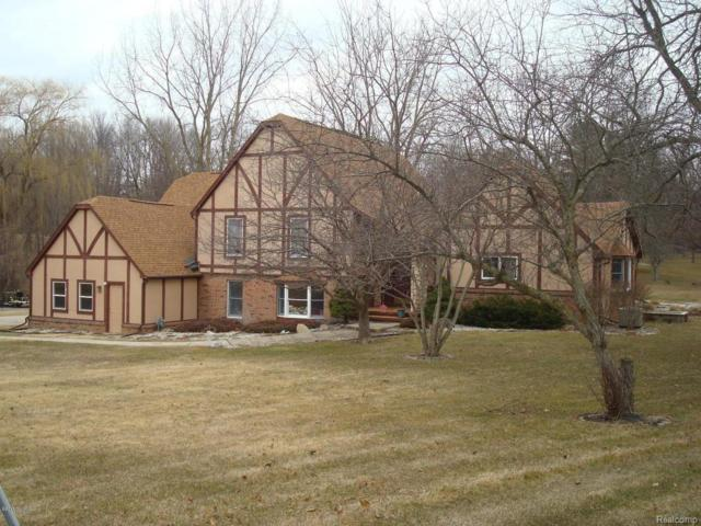 4429 S Clubview Dr, Adrian Twp, MI 49221 (MLS #53018011649) :: The Toth Team