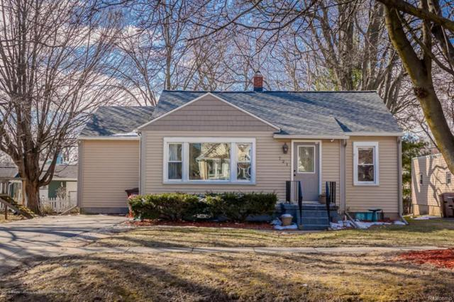721 W Center Street, Mason, MI 48854 (MLS #630000224454) :: The Toth Team