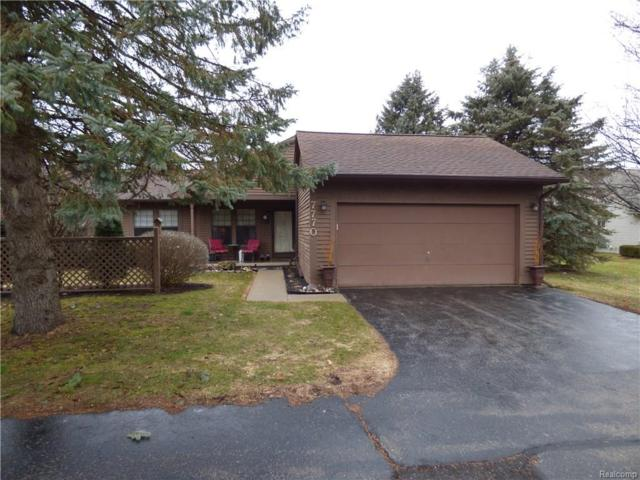 7770 Oakland Pl, Waterford Twp, MI 48327 (MLS #218025085) :: The Toth Team