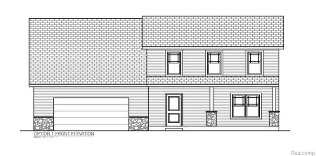 17211 Country Drive, Manchester, MI 48158 (#543255057) :: Duneske Real Estate Advisors