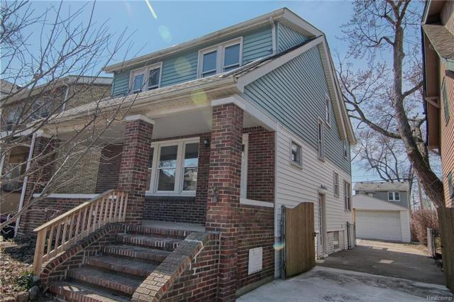 1151 Maryland Street, Grosse Pointe Park, MI 48230 (#218025108) :: Duneske Real Estate Advisors