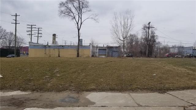 640 S Bayside Street, Detroit, MI 48217 (MLS #218025115) :: The Toth Team