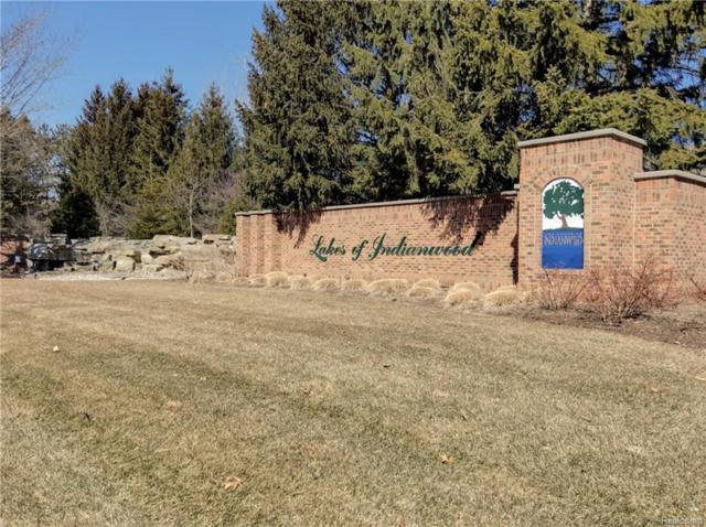 521 Iroquois Court, Oxford Twp, MI 48371 (MLS #218025177) :: The Toth Team