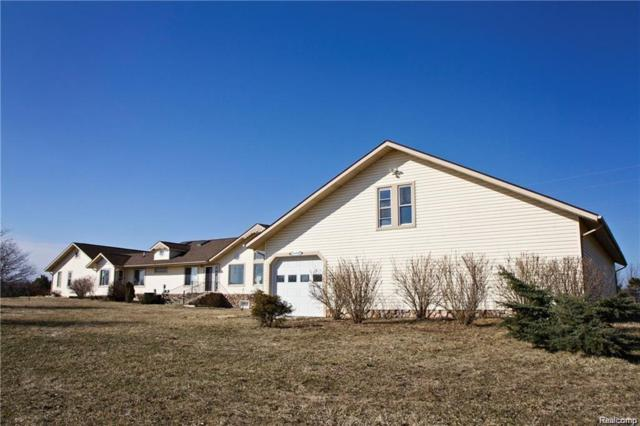 9980 Brooks, Venice Twp, MI 48449 (#50100000567) :: The Buckley Jolley Real Estate Team