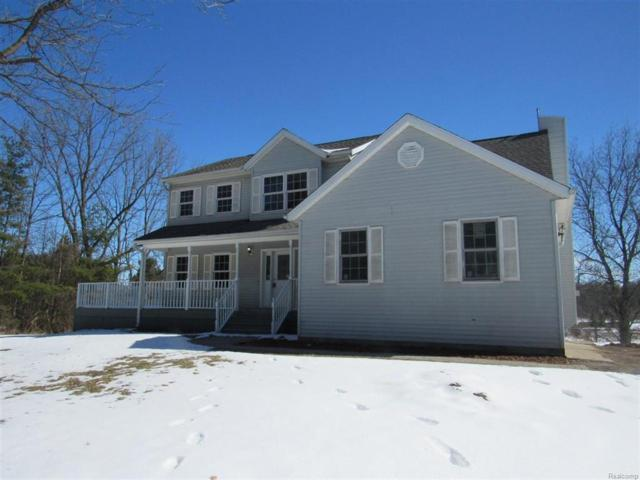 100 N Youngs, Attica Twp, MI 48412 (MLS #50100001308) :: The Toth Team