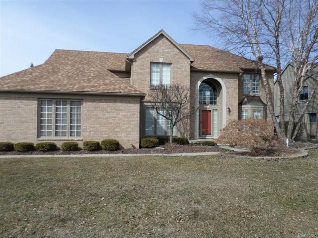 4130 Renee Drive, Troy, MI 48085 (MLS #218025218) :: The Toth Team