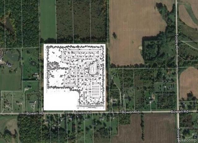 3250 Bowen, Howell Twp, MI 48855 (#218025313) :: Duneske Real Estate Advisors