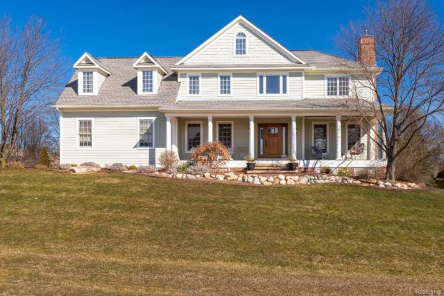 4850 Gifford Court, Webster, MI 48103 (MLS #543255092) :: The Toth Team