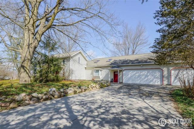 10500 W Allen Road, Conway Twp, MI 48836 (#218025420) :: Duneske Real Estate Advisors