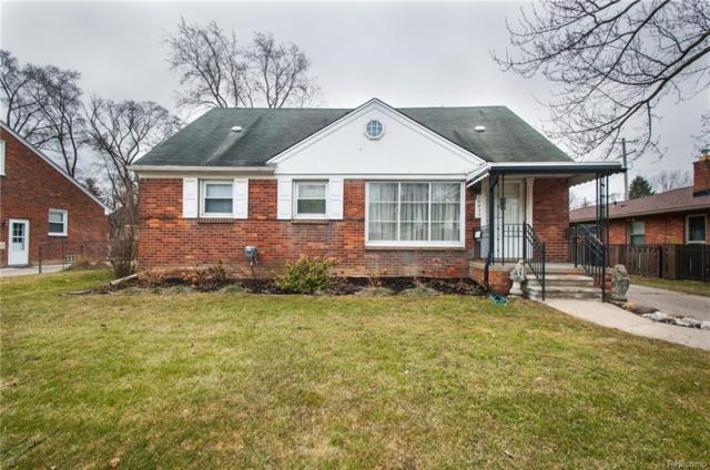 10855 W Eleven Mile Road, Huntington Woods, MI 48070 (#218025423) :: Duneske Real Estate Advisors