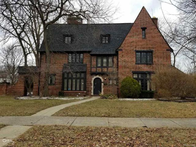 360 Lodge, Detroit, MI 48214 (MLS #58031343348) :: The Toth Team