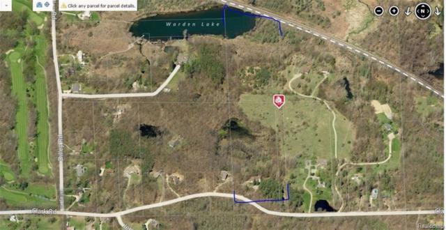 11850 Clark, Springfield Twp, MI 48350 (MLS #218025680) :: The Toth Team