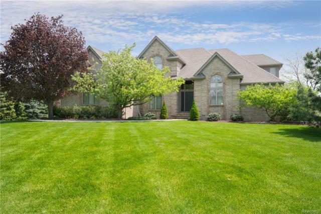 67380 Quail Ridge, Washington Twp, MI 48095 (MLS #218025727) :: The Toth Team