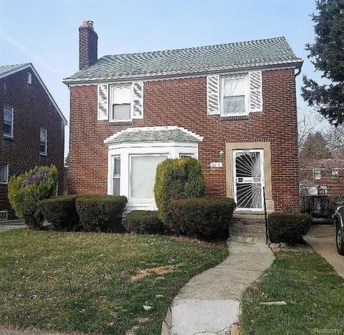8315 Meyers Road, Detroit, MI 48228 (MLS #218025774) :: The Toth Team