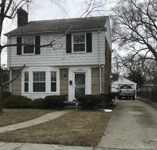 11877 Lansdowne, Detroit, MI 48224 (MLS #58031343445) :: The Toth Team