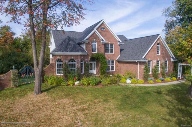 6397 Ridgepond Place, Meridian Charter Twp, MI 48823 (#630000224595) :: Duneske Real Estate Advisors