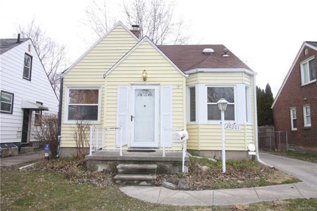 20301 Kingsville Street, Harper Woods, MI 48225 (#218026269) :: Duneske Real Estate Advisors