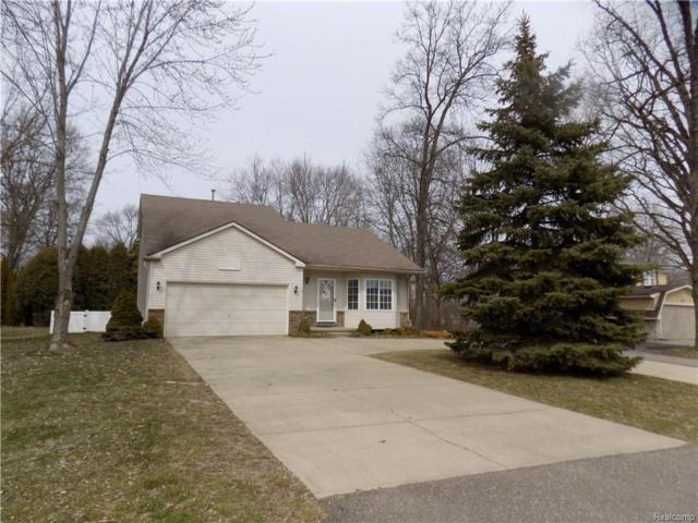 44950 Joy Road, Plymouth Twp, MI 48170 (MLS #218026292) :: The Toth Team