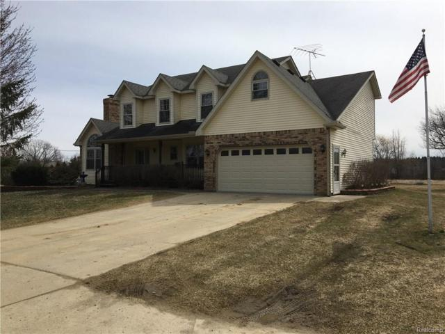 8200 Hollow Corners Road, Almont Twp, MI 48003 (#218026369) :: RE/MAX Classic