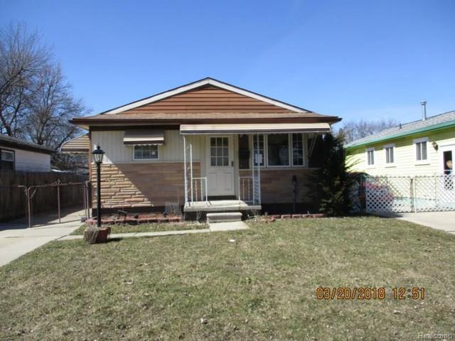 6720 Madison Street, Taylor, MI 48180 (#218026431) :: The Buckley Jolley Real Estate Team