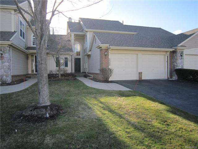 1700 Thistle Drive, Canton Twp, MI 48188 (#218026462) :: Duneske Real Estate Advisors
