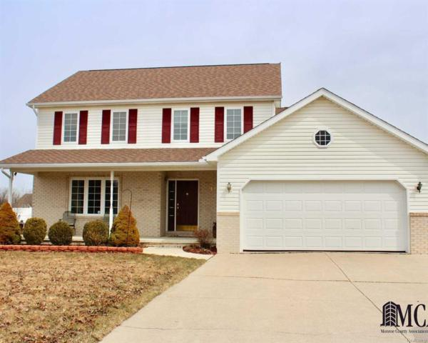 4961 Southpointe Pkwy, Monroe, MI 48161 (MLS #57003452008) :: The Toth Team