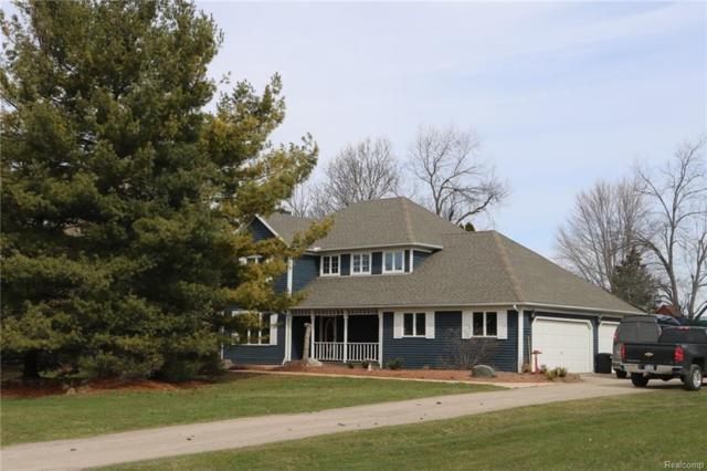 1026 Hidden Creek, Groveland Twp, MI 48442 (#218026505) :: Duneske Real Estate Advisors