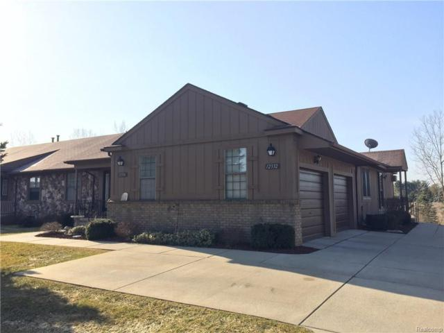 12332 Nantucket #4, Green Oak Twp, MI 48178 (MLS #218026676) :: The Toth Team