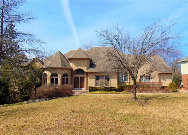 6558 Bridgewater Drive, West Bloomfield Twp, MI 48322 (#218026762) :: Duneske Real Estate Advisors