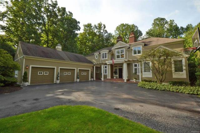 9668 Sherwood Drive, York Twp, MI 48176 (#543255403) :: Duneske Real Estate Advisors