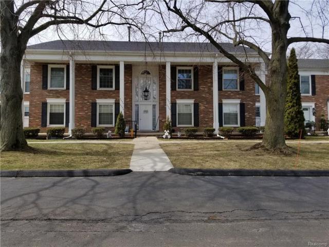 4660 Colonial Lane #15, Trenton, MI 48183 (MLS #218026893) :: The Toth Team