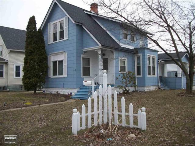 1403 Washington Ave, Port Huron, MI 48060 (MLS #58031343698) :: The Toth Team