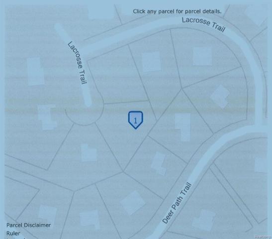 1220 Lacrosse Trail, Oxford Twp, MI 48371 (#218027136) :: RE/MAX Classic