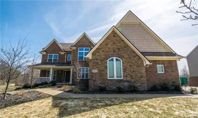 4319 Bluff Pointe, Independence Twp, MI 48348 (MLS #218027168) :: The Toth Team