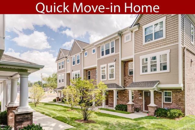 3714 E Madison Avenue #11, Orion Twp, MI 48359 (#218027175) :: Duneske Real Estate Advisors