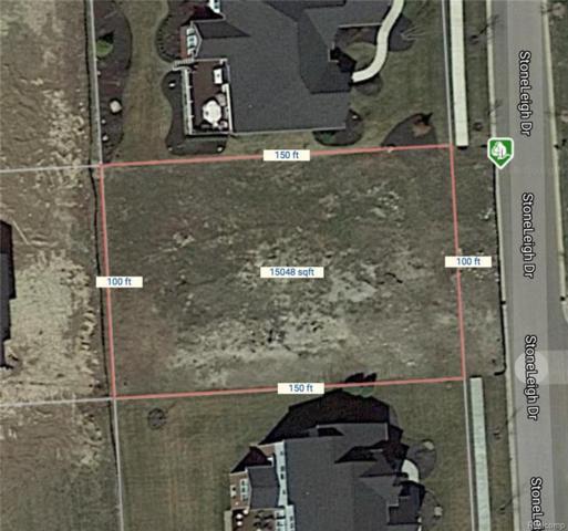 23857 Stoneleigh Drive, Lyon Twp, MI 48178 (#218027177) :: Duneske Real Estate Advisors