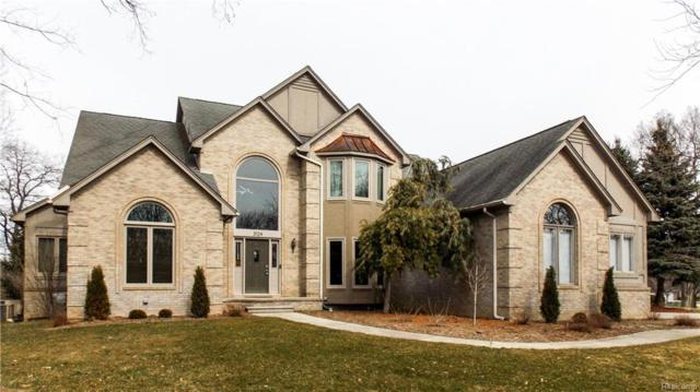 3124 Pine Tree Court, Waterford Twp, MI 48329 (MLS #218027200) :: The Toth Team