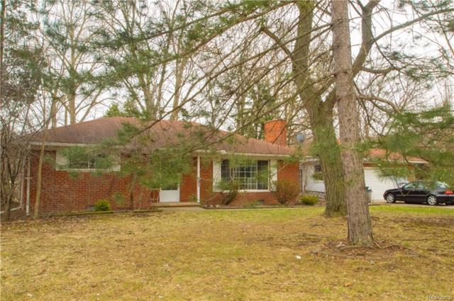 6680 Coolidge Highway, Troy, MI 48098 (#218027237) :: Duneske Real Estate Advisors