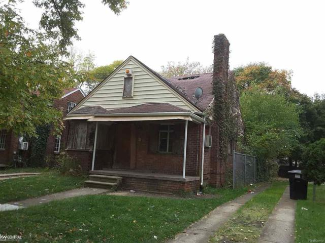 17591 Shaftsbury, Detroit, MI 48219 (MLS #58031343788) :: The Toth Team