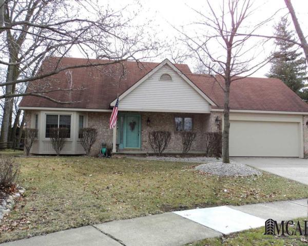 636 Valley Oak Ct, Monroe, MI 48162 (#57003452031) :: Simon Thomas Homes