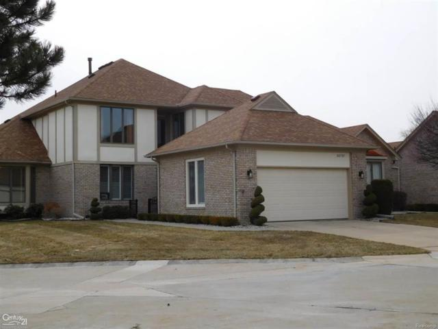33737 Lighthouse Court, Chesterfield Twp, MI 48047 (MLS #58031343828) :: The Toth Team