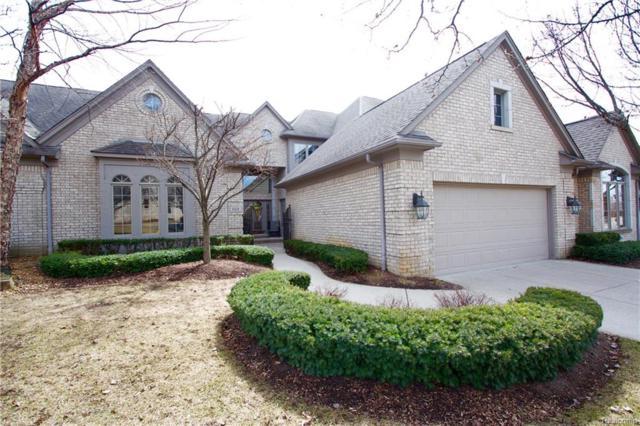 6428 Enclave Drive, Independence Twp, MI 48348 (#218027619) :: Duneske Real Estate Advisors
