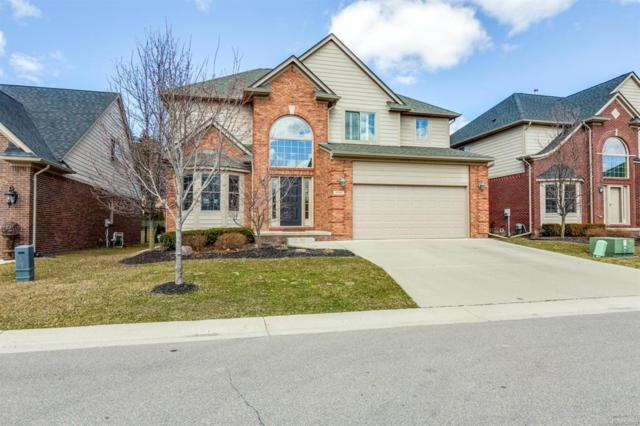 9393 Village Manor Drive, Plymouth Twp, MI 48170 (MLS #543255496) :: The Toth Team