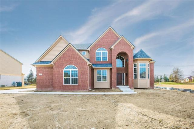 8193 N Pointe Court, Canton Twp, MI 48187 (MLS #218027712) :: The Toth Team