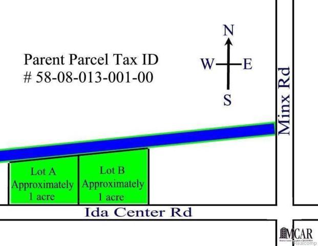 1 Ida Ctr, Ida, MI 48140 (#57003452046) :: RE/MAX Nexus