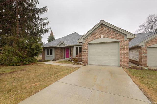 21404 Magnolia Court, Farmington Hills, MI 48336 (MLS #218027860) :: The Toth Team